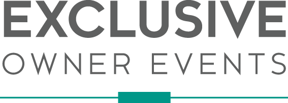 Exclusive Owner Events